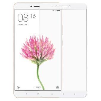 MERCU Xiaomi Mi Max ฟิล์มกระจกนิรภัยเต็มจอ 9H+ บาง 0.33mm (ขอบขาว)