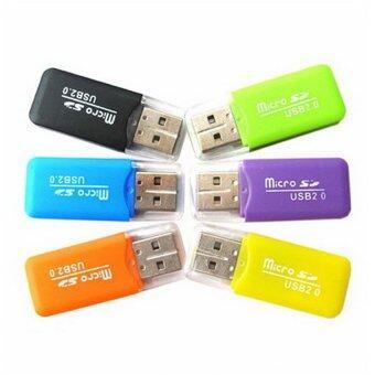 Micro SD 64 gb Class 10 แถมฟรีUSB 2.0 Card Reader + USB Micro SD Adapter + SD/Micro SD Case Box + OTG (image 3)
