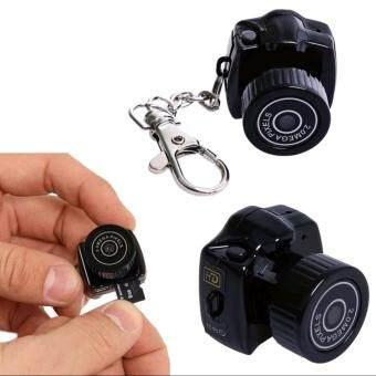 กล้องจิ๋วสายลับแอบถ่าย กล้องขนาดเล็กถ่ายภาพนิ่งและบันทึกวีดีโอรองรับ Micro sd card Mini DV Camera Y2000