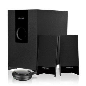 Microlab ลำโพง Microlab M119 2.1 System with Subwoofer (Black)