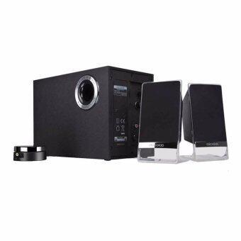 ราคา Microlab Speaker 2.1 Ch. Speaker Microlab M200/2.1 (Black)