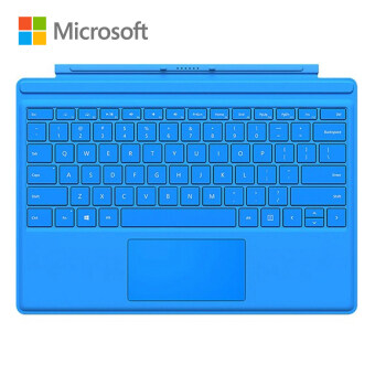 Microsoft Surface Pro 4 Type Cover Thai/English (Bright Blue)