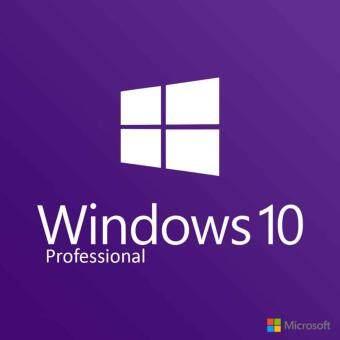 Microsoft Windows 10 Pro 64 Bit OEM (Coa Sticker Only เฉพาะคีย์เท่านั่น)
