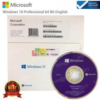 Microsoft Windows 10 Professional 64 Bit ENG (OEM) FQC-08929