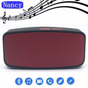 Mini บลูทูธ Speaker ลำโพงบลูทูธ (Red)