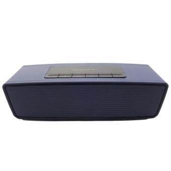 Mini Speaker รุ่น S2025 ลำโพงบลูทูธ บลูทูธ เสียงดี เบสดังแน่น(สีน้ำเงินทึบ)