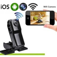 Mini WiFi MD81 IP Camera HD Wireless Spy Remote Surveillance Hidden