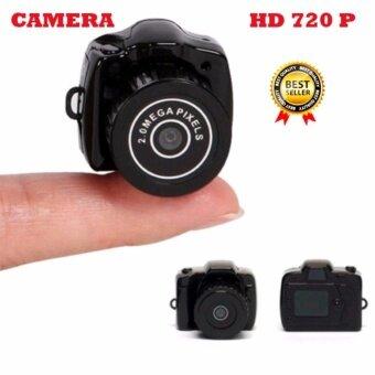 กล้องจิ๋ว กล้องสายลับแอบถ่าย กล้องเล็ก ถ่ายวีดีโอ ถ่ายภาพนิ่ง MiniHD 720 DV Camera Y2000
