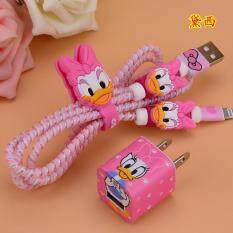 Mobile Cable Protect Cover Chibi Maruko Intl Daftar Harga Source · Mobile Cable Protect Cover Daisy intl