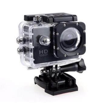 Mobile Sport Action Camera 2.0 LCD Full HD 1080P No WiFi (สีดำ)