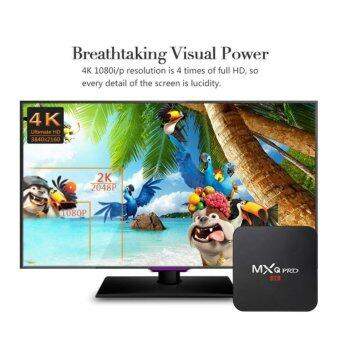 Moonar MXQ Pro 4K Ultimate KODI Android 5.1 Lollipop Amlogic S905Quad Core 1GB/8GB TV Box Android Mini PC - intl