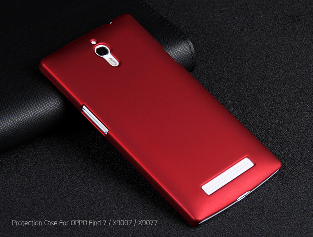 Moonmini Ultra Thin Slim Hard PC Snap on Back Case for OPPO Find .