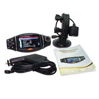 Morestech กล้องติดรถยนต์ 2 เลนส์ รุ่น DVR SC310 GP400 - Black (image 4)