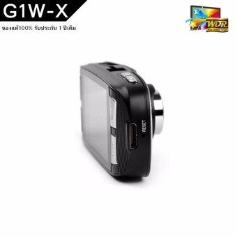Morestech กล้องติดรถยนต์ รุ่น G1W NT96650 Full HD (Black) (image 4)