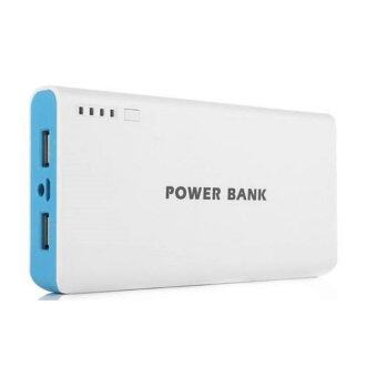 MP.DC Power Bank 50,000 mAh รุ่น ขอบสี - Blue