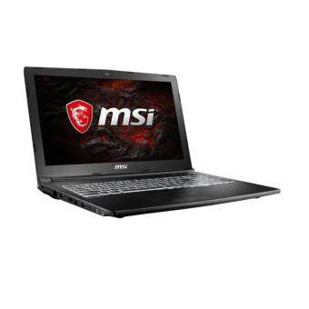 MSI GL62M 7RDX-1248XTH[Black]i7-7700HQ+8 GB