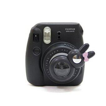 Mulba Rabbit Model Close-Up LensFor Instax Mini 7s Mini 8s CamerasSelf-Portrait Mirror Black