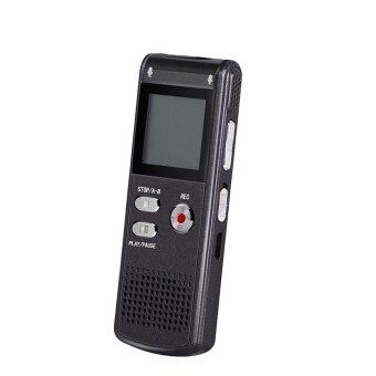Multifunction Digital Voice Recorder Rechargeable Stereo MP3 Music\nPlayer - intl