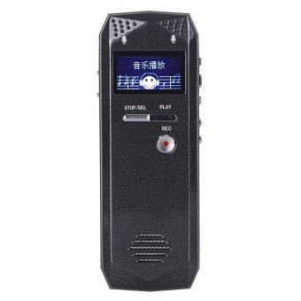 Multifunctional Digital Voice Recorder Rechargeable Dictaphone\nStereo Voice Recorder with MP3 Music Player Perfect for Recording\nInterviews