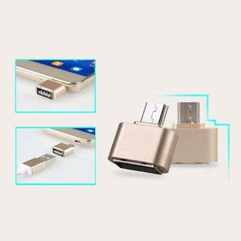 Harga Multifuntional Small Micro USB 2.0 OTG Adapter Hub ConvertersCamera Tablet MP3 Cable for Xiaomi Samsung Galaxy S3 S4 Sony LG -intl
