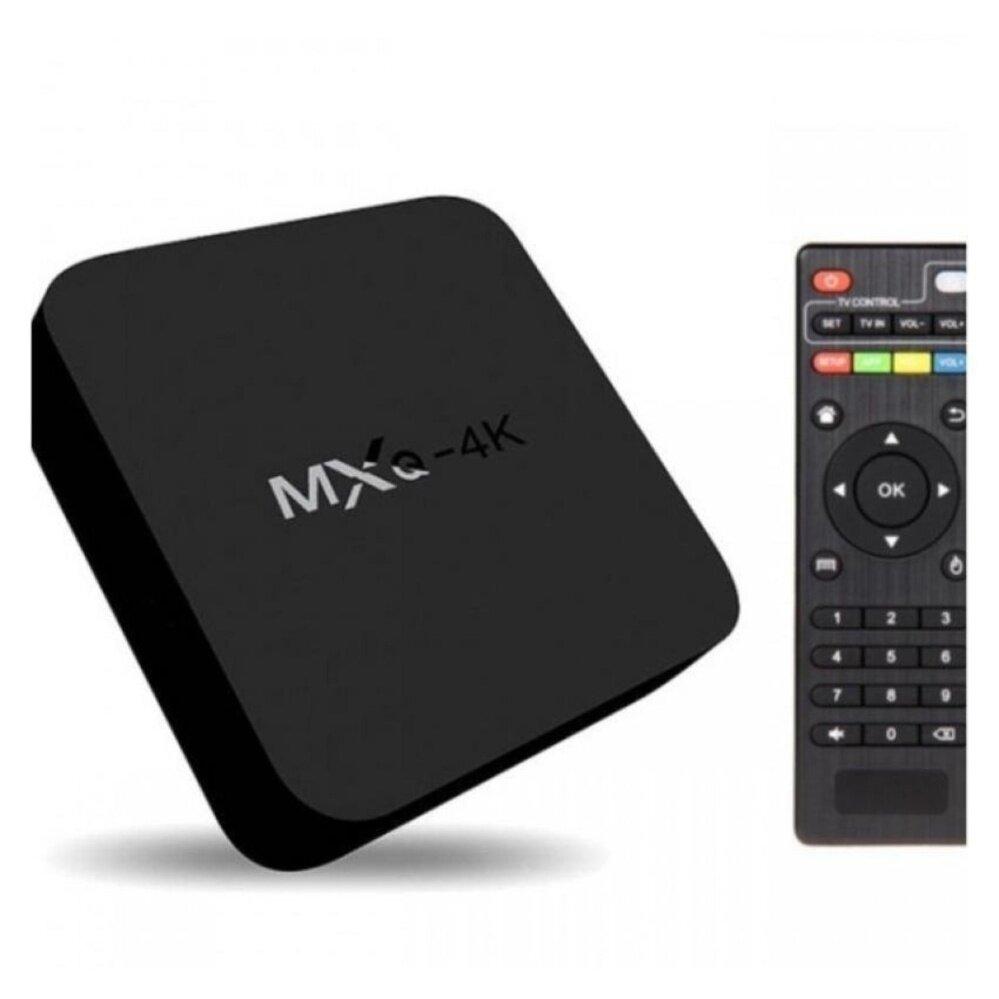 การใช้งาน  บึงกาฬ MXQ 4K Smart TV Android  Box