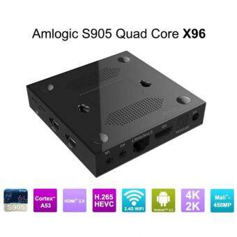 MXQ Android Smart Box X96 UHD 4K 64Bit Cpu Android Marshmallow 6.0 - 2