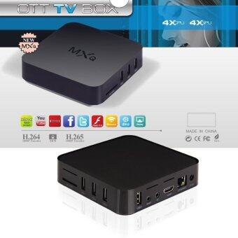 Harga MXQ Network Set-top Box MXQPRO TV Box 4K