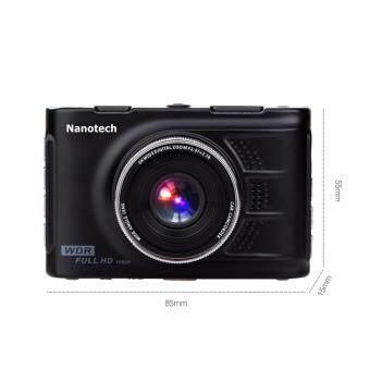Nanotech กล้องติดรถยนต์ FULL HD 3.0