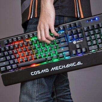 2561 Neolution E-Sport Gaming Keyboard Cosmo (แมคคานิคอล) ปุ่มบลูสวิท