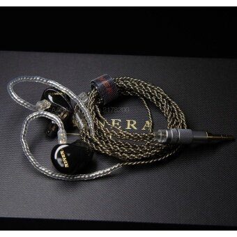 New KINERA H3 In Ear Earphone Dynamic With 2BA Hybrid 3 Unit HIFIEarphone Earbud Headset Monitor Earphone - intl