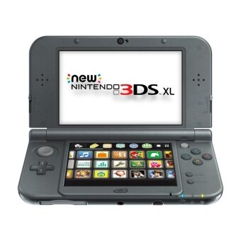 New Nintendo 3ds XL US Version (Black)