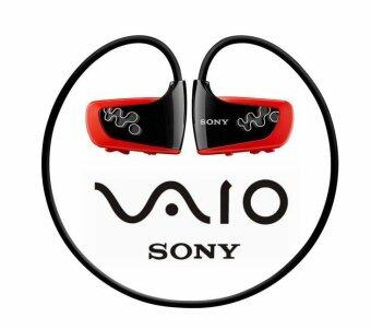 Harga Newest 4GB Sport MP3 Player W262 Stereo Headset MP3 Headphone forSony Walkman Mp3 Player - intl