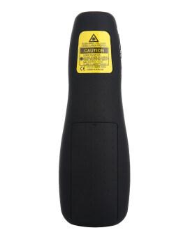 niceEshop R400 2.4 กิกะเฮิรตซ์โปรแกรมพาวเวอร์พอยต์ไร้สายยูเอสบี PPTกดรีโมทควบคุมผู้นำปากกา (image 1)
