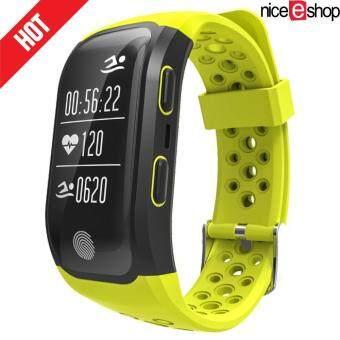 niceEshop GPS Smart Bracelet Watch Waterproof Sport Pedometer Watch Smartbands