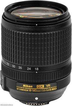 Nikon AF-S 18-140mm f/3.5-5.6G ED VR DX Nikkor ประกัน EC-MALL