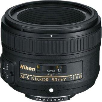 Nikon AF-S NIKKOR 50mm f/1.8G Lens - intl