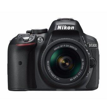 Nikon Camera Nikon D5300 Kit 18-55 VR Wi-Fi