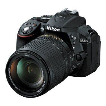 Nikon DSLR D5300 + Lens 18-140mm