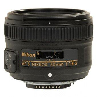 Nikon Lens AF-S 50mm f/1.8G (ประกันศูนย์) (image 0)