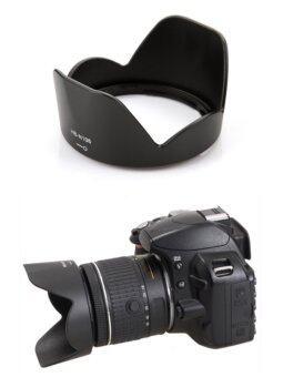 Nikon Lens Hood เทียบเท่า HB-N106 Lens AF-P DX NIKKOR 18-55mmf/3.5-5.6G VR, 1 NIKKOR VR 10-100mm f/4-5.6