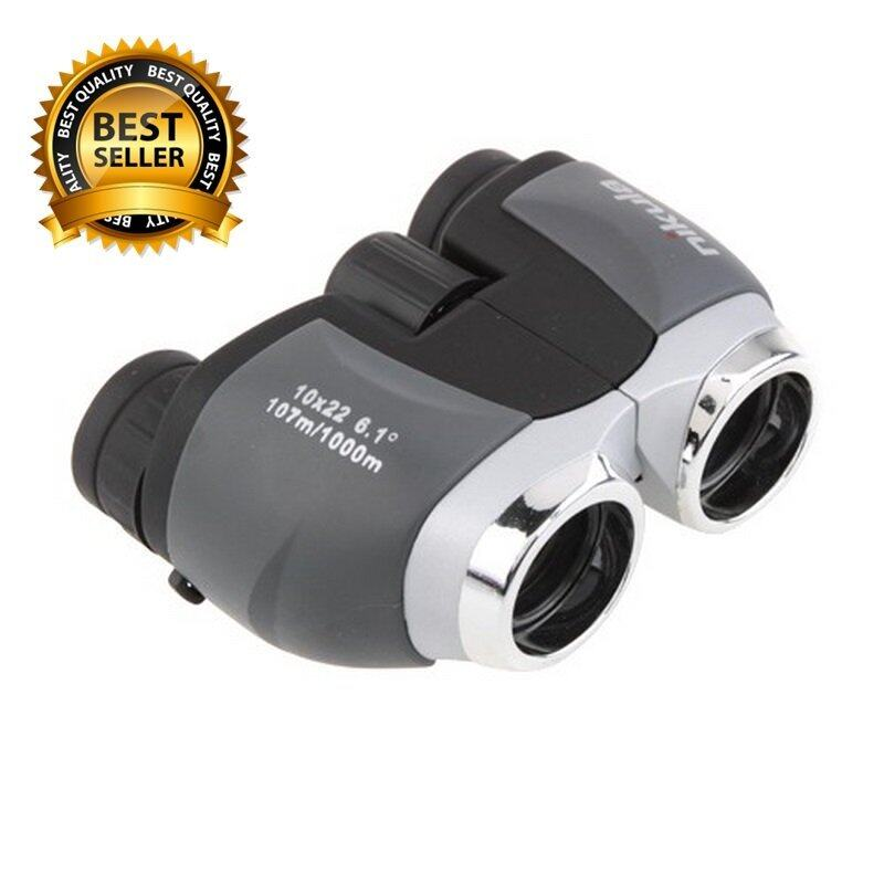 Nikula กล้องส่องทางไกล สองตา nikula 10X zoom