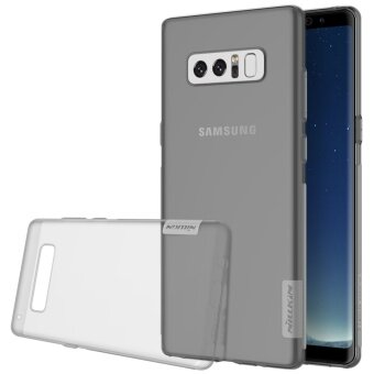 Nillkin 0.6mm thin tpu Soft Clear cover case for Samsung GalaxyNote 8 - intl