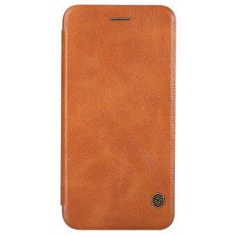 Nillkin เคส iPhone 6 Plus/iPhone 6s Plus รุ่น QIN Leather Case(Brown)