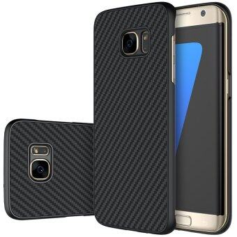 Nillkin เคส Samsung Galaxy S7 Edge รุ่น Synthetic Fiber (Black)
