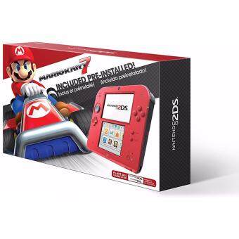 Nintendo 2DS Mario Kart 7 Bundle (Crimson Red 2) (US)