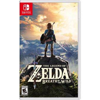 Nintendo Switch The Legend of Zelda: Breath of the Wild US Eng