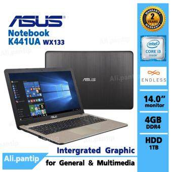 Notebook Asus K441UA-WX133(Black)