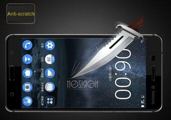 NOZIROH Nokia 6 Screen Protector 9H 2.5D 0.2mm Anti-Burst .