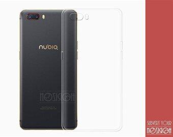 NOZIROH Nubia M2 Ultra Thin TPU Phone Cover (5.5 Inch) ZTE Nubia M2Soft Silicon Phone Case Shockproof Back Cover Clear Color - intl