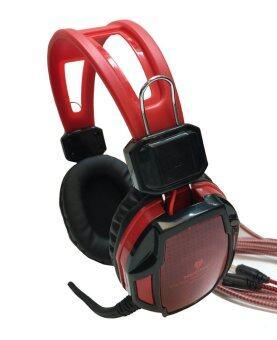 ซื้อ/ขาย Nubwo Headphone หูฟังเกมส์มิ่ง รุ่น A6 (สีดำแดง)